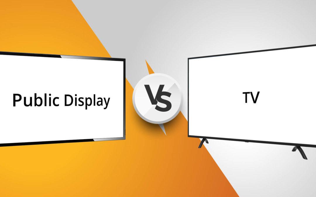 Czy zastanawiałeś się nad zwykłym telewizorem do zadań reklamowych? Sprawdź czy warto.