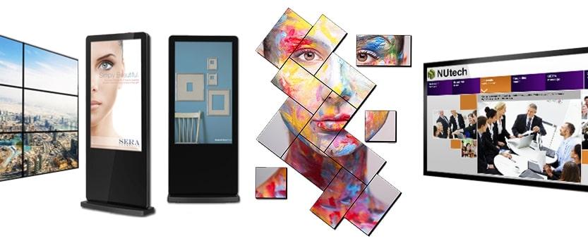 5 Wskazówek jak wybrać ekran reklamowy Digital Signage