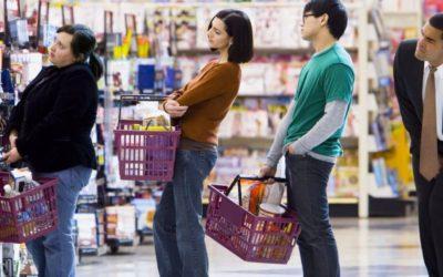 Kolejka przy kasie… Jak mogę towykorzystać wmoim sklepie?