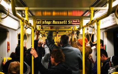 Monitory reklamowe wkomunikacji miejskiej